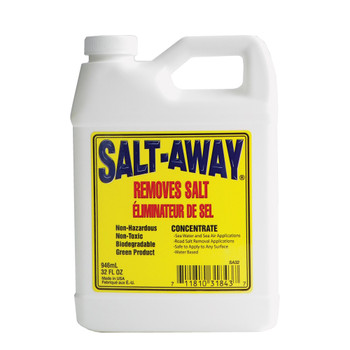 Salt-Away Salt Remover Concentrate SA32 - 946ml