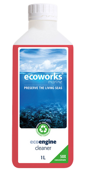 Ecoworks Eco Engine Cleaner 1L