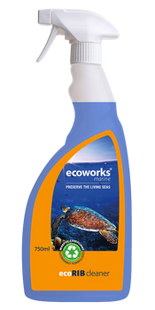 Ecoworks RIB & Inflatable Boat Cleaner 750ml