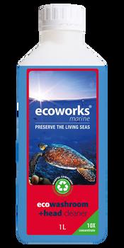 Ecoworks Eco Toilet & Washroom Cleaner 1L
