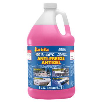Starbrite 50 Non Toxic Anti-Freeze 3.79L 031400