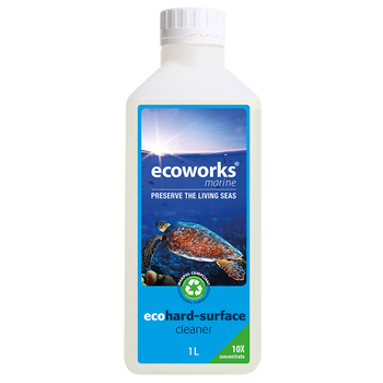 Ecoworks Marine Concrete & Hard Surface Cleaner 1L