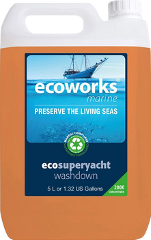 Ecoworks Eco  Yacht & Boat Washdown  5L