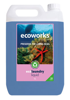 Ecoworks Eco Laundry Washing Liquid 5L
