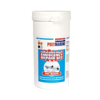 Polymarine Inflatable PVC Boat Repair Kit Grey 70ml