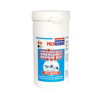 Polymarine Inflatable PVC Boat Repair Kit Grey 70ml