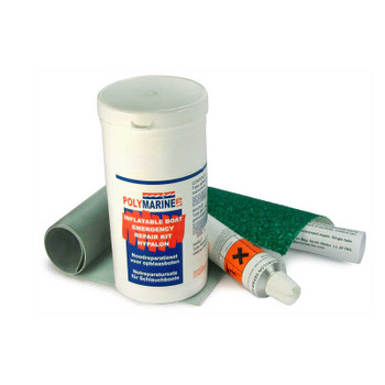 Polymarine Inflatable Boat Repair Kit