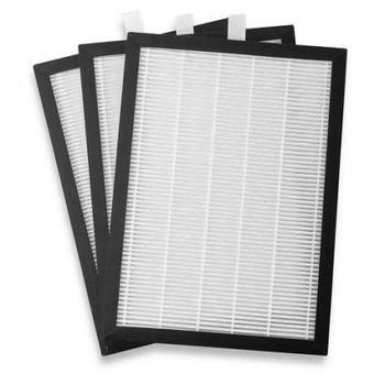Meaco 12L Low Energy HEPA Filter Pack -   Set of 3