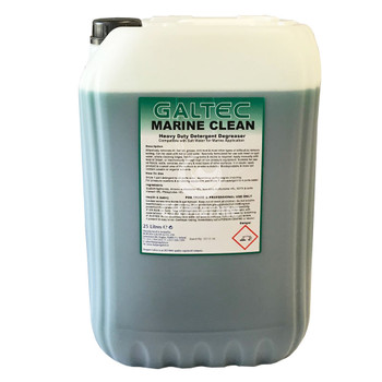Galtec Marine Clean - Heavy Duty Multi-Purpose Cleaner & Degreaser 25L