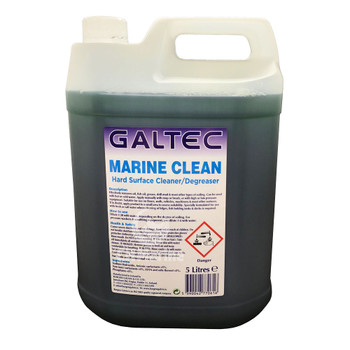 Galtec Marine Clean - Heavy Duty Multi-Purpose Cleaner & Degreaser 5L