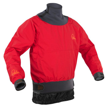 Palm Vertigo Jacket - Red