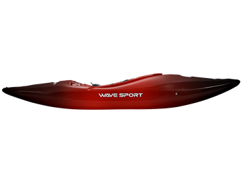 Wavesport Diesel - WhiteOut, Cherry Bomb - Side