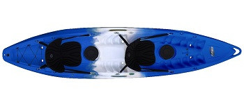 Feelfree Gemini Sport, Blue/White/Blue