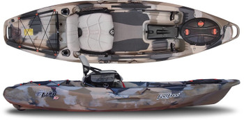 Feelfree Lure 10 Fishing Kayak with Gravity Seat