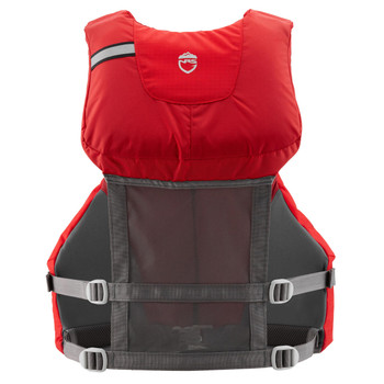 NRS Chinook Fishing PFD Red - back
