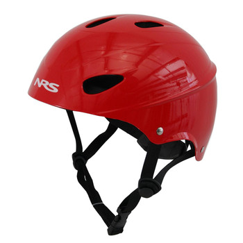 NRS Havoc Livery Helmet - red