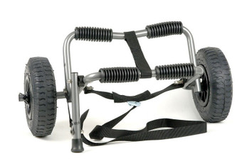 RUK Kayak Trolley - with straps