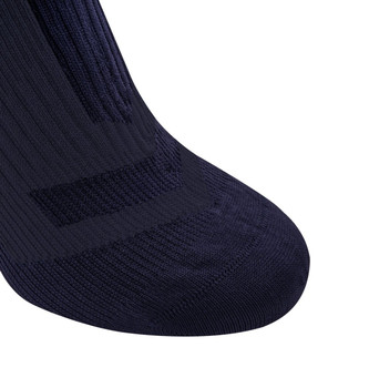 Sealskinz Trekking Mid Socks - Black/Anthracite