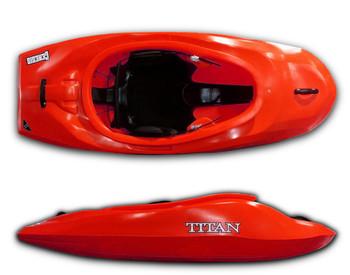 Titan Genesis V1 Kayak - Volume 185 ltr
