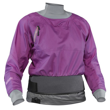 NRS Women's Flux Drytop - front angled to the right