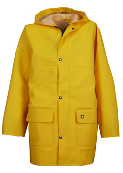 uy Cotten Derby Jacket - Junior -Yellow