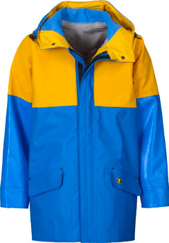 Guy Cotten Drempro Breathable Jacket Yellow Blue