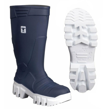 Guy Cotten navy thermo boots