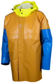 Guy Cotten Isomax Jacket Yellow Blue