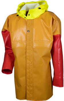 Guy Cotten Isomax Jacket Yellow Orange