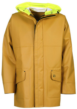 Guy Cotten Rosbras Jacket - Nylpeche- Yellow