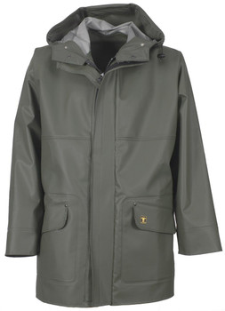 Guy Cotten Rosbras Jacket - Nylpeche - Green