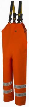 Guy Cotten Hitflash Bib & Braces Orange