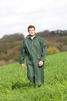 Guy Cotten Prairie Long Coat ideal for farmers