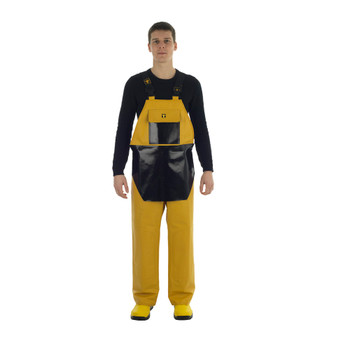 Guy Cotten Trousers with apron