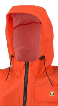 Guy Cotten Chinook Hooded Smock - Adjustable Peak hood
