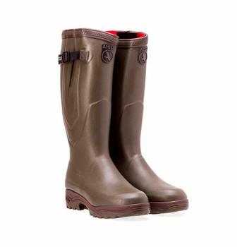 Aigle Parcours 2 iso Boots Khaki