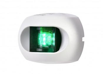 Aqua Signal LED Series 34 Starboard Navigation Light White