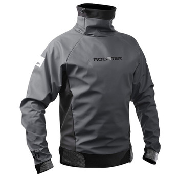 Rooster Pro Lite Aquafleece Top Grey