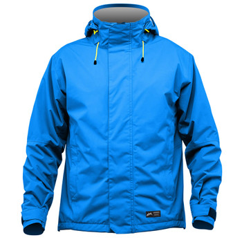 Zhik Kiama inshore and general sailing jacket in cyan