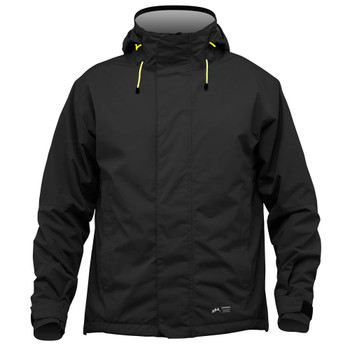 Zhik Kiama inshore and general sailing jacket in black