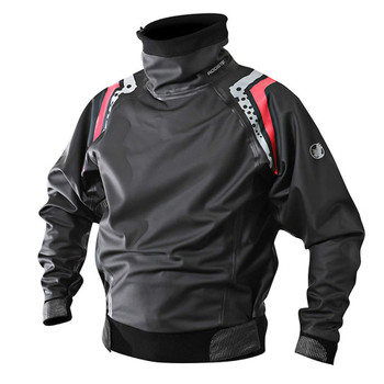 Rooster Pro Aquafleece Sailing Top black