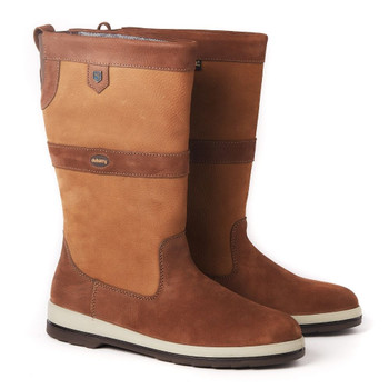 Dubarry Ultima Sailing Boots - Brown