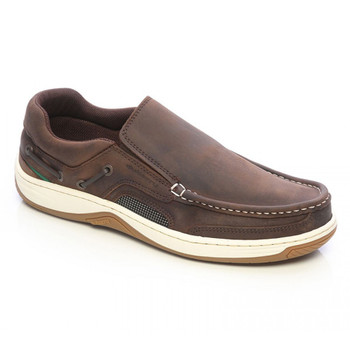 Dubarry Yacht Deck Shoes - Donkey Brown