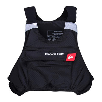 Rooster Diamond Overhead Buoyancy Aid 50N - Juniors - Black
