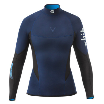 Zhik Microfleece V Top - Women