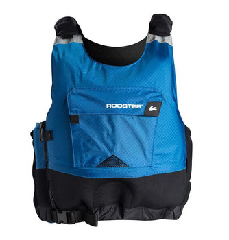 Rooster Side Zip Buoyancy Aid Signal Blue