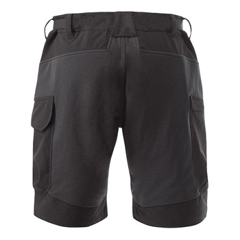 Zhik Deck Shorts - Black - Men - back