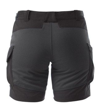 Zhik Deck Shorts - Women - Black back