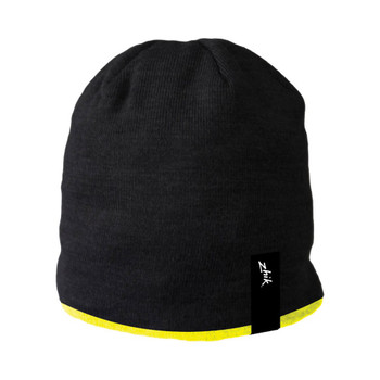 Zhik reversible beanie - black side