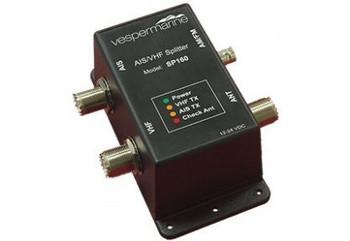 Vesper AIS/VHF/FM Antenna Splitter SP160